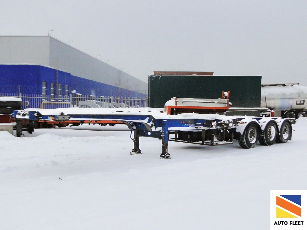 Schmitz Gotha SCF 24G контейнеровоз