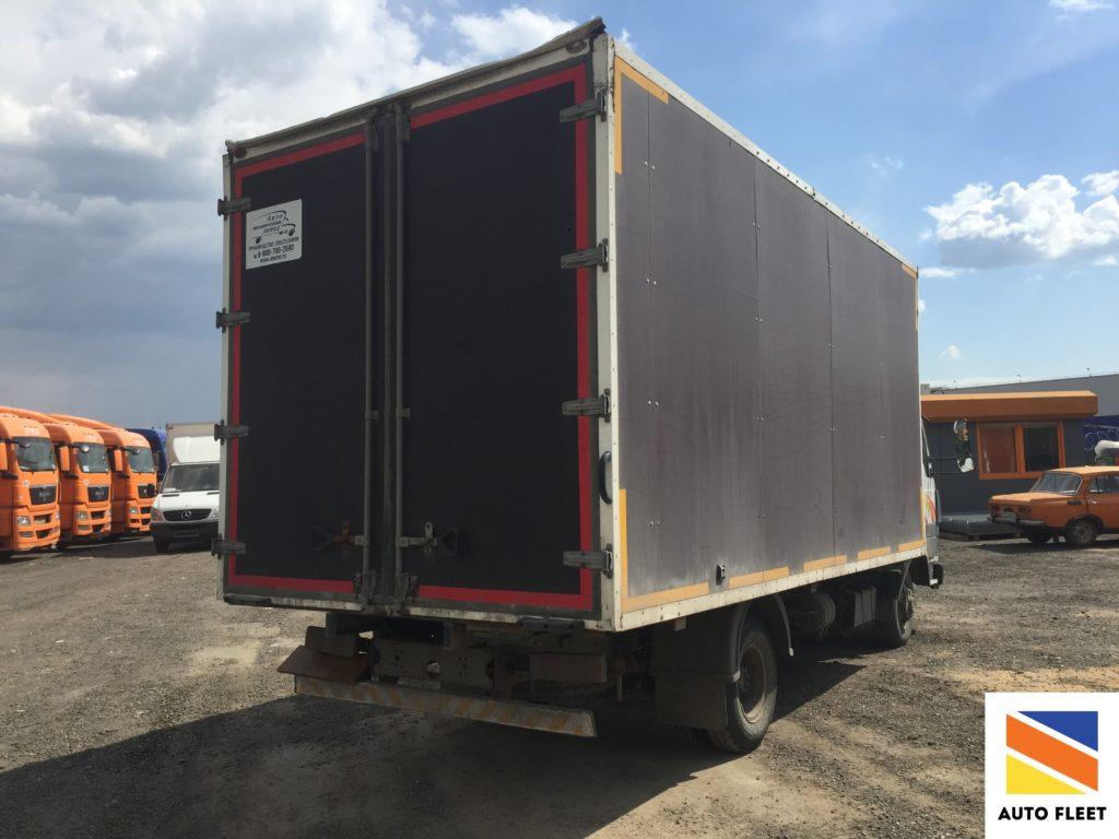 ТАТА 539111 фургон 4x2