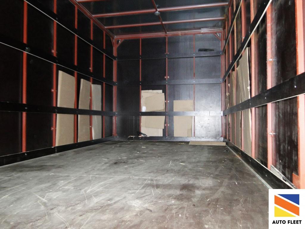 ТАТА 539111 грузовой фургон