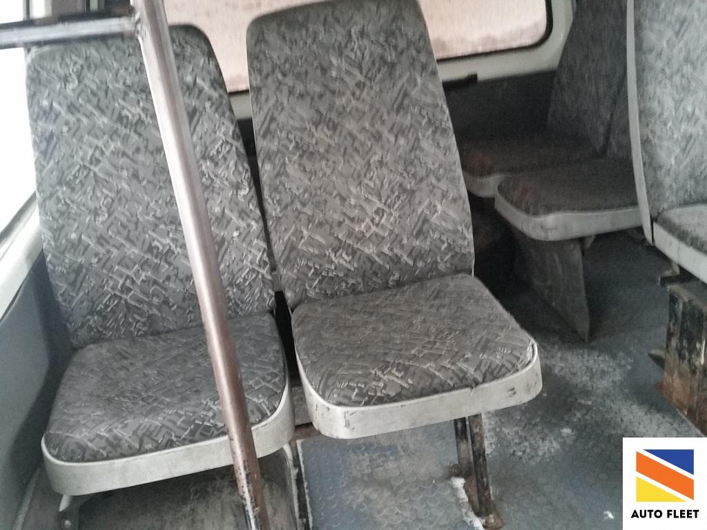 Газ 32213 – микроавтобус
