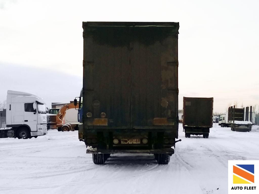 KelBerg - Шторно-бортовой полуприцеп