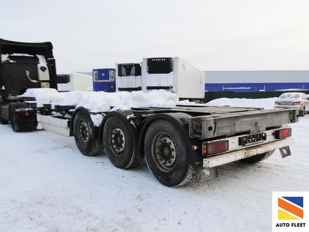 Schmitz Cargobull SCF 24G-45'EURO