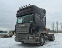 Scania R500 V8 седельный тягач