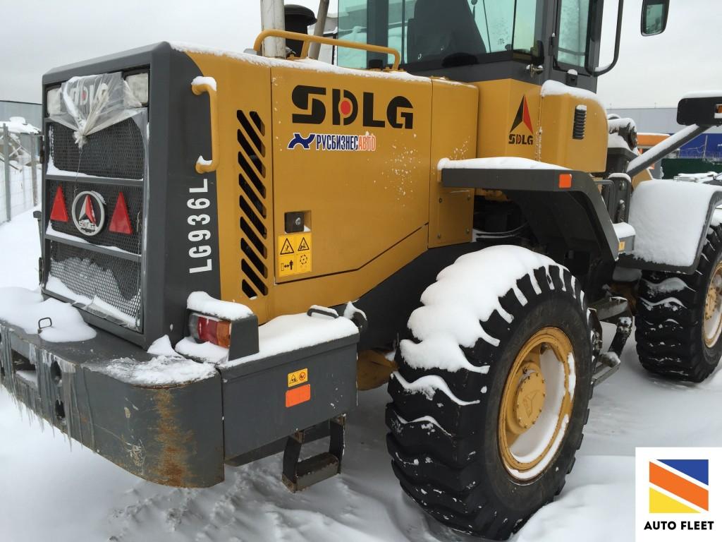 SDLG LG936L погрузчик