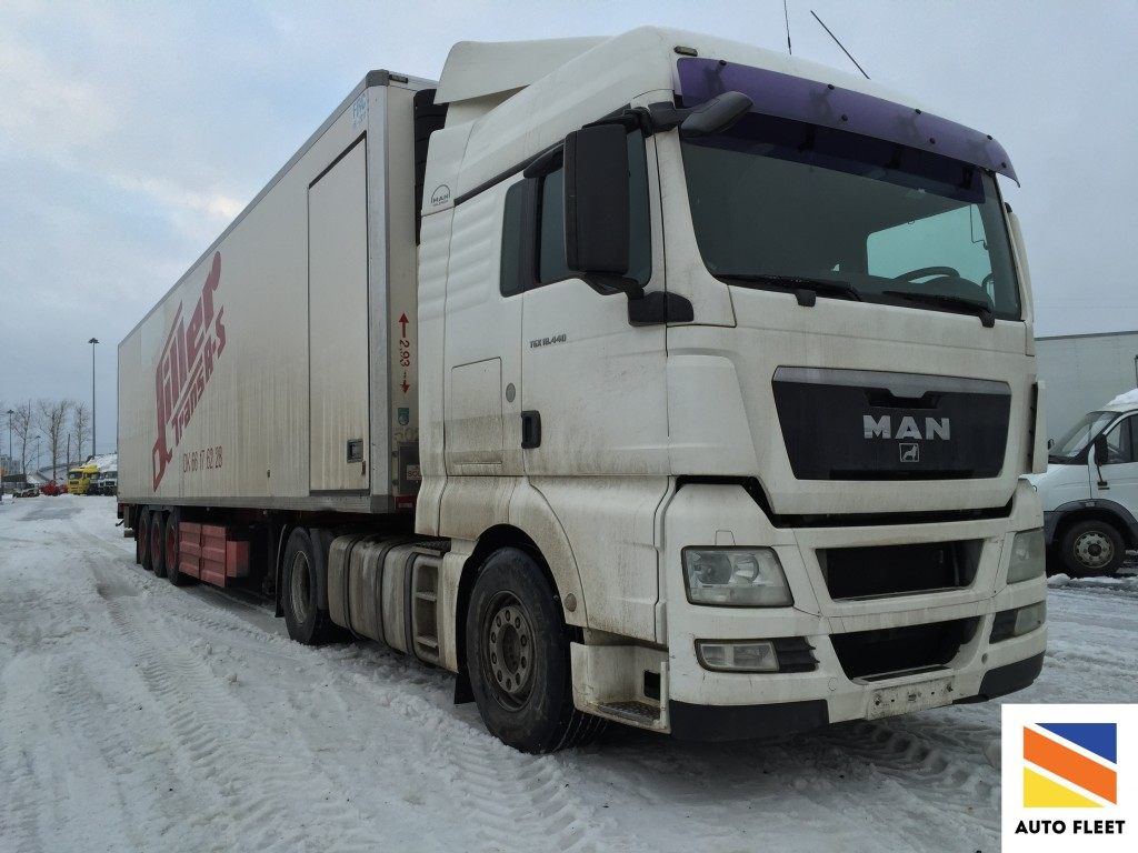 MAN TGX 18.440 тягач