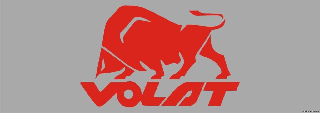 Прицепы МЗКТ логотип VOLAT