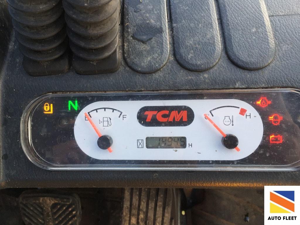 TCM FHD18T3Z погрузчик FORKLIFT