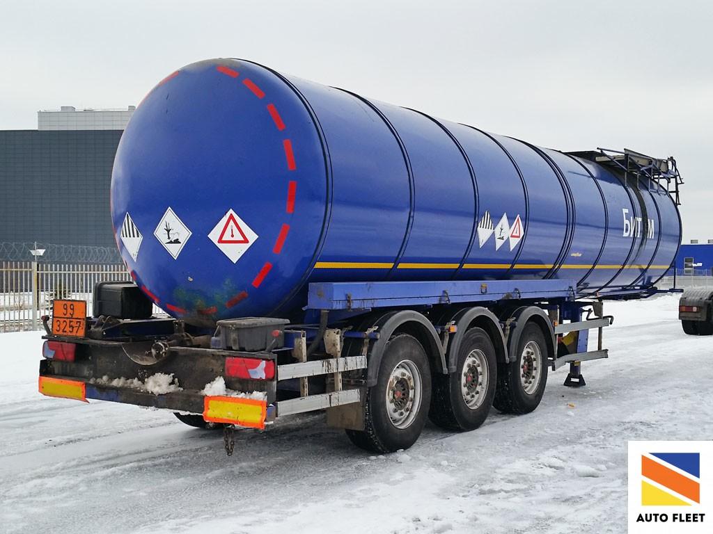 БЦМ 14 51 цистерна нефтевоз