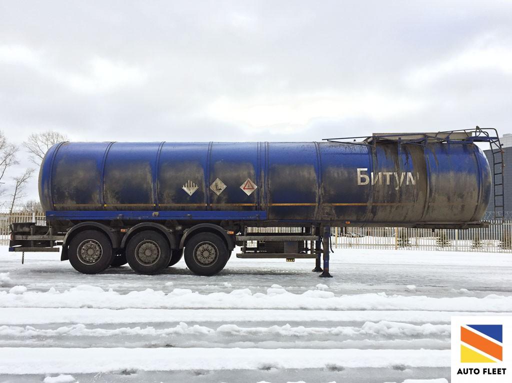 Бецема БЦМ -14.5 битумовоз