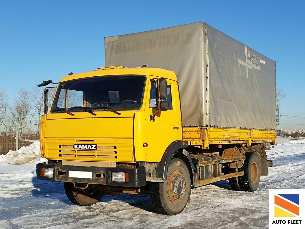 Камаз 43253 А3 бортовой