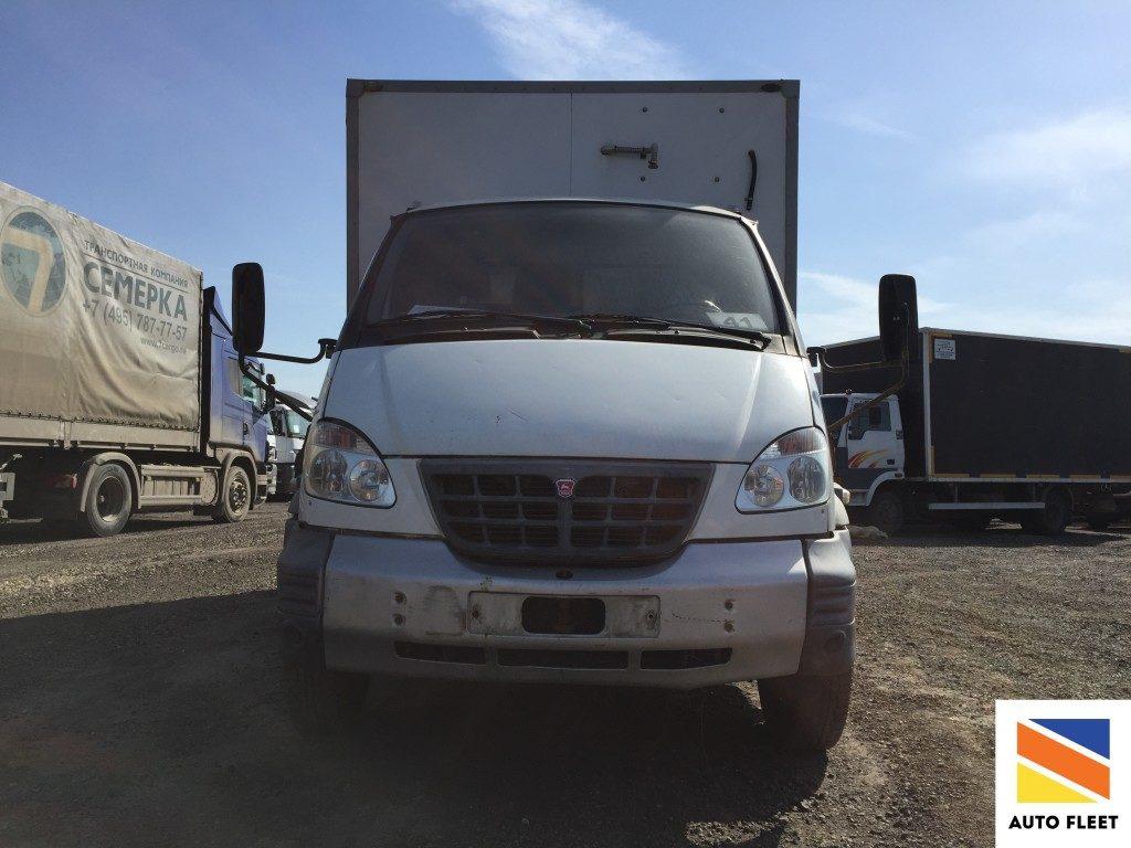 Газ Валдай 331006 1 изотермический фургон