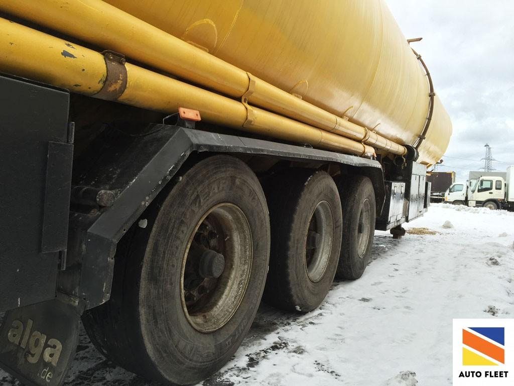 Tranders TS64 Зерновоз