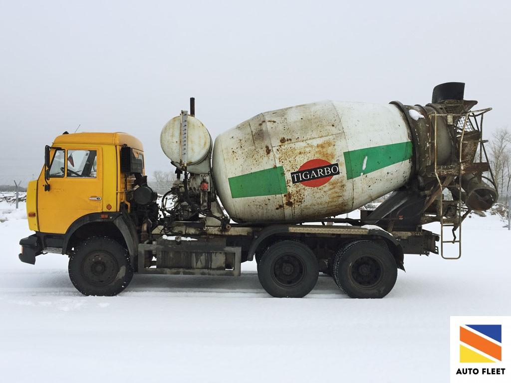 TIGARBO 96361N цементовоз