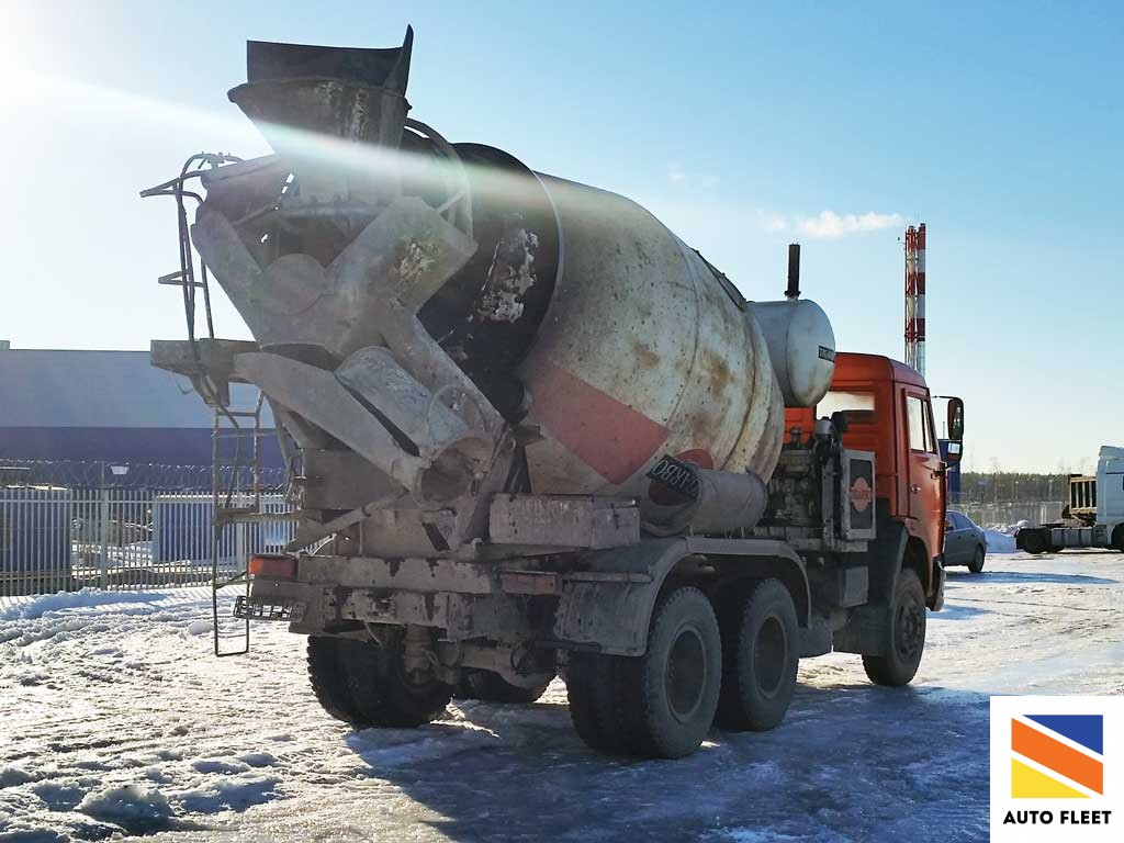 Камаз 5322 9 цементовоз