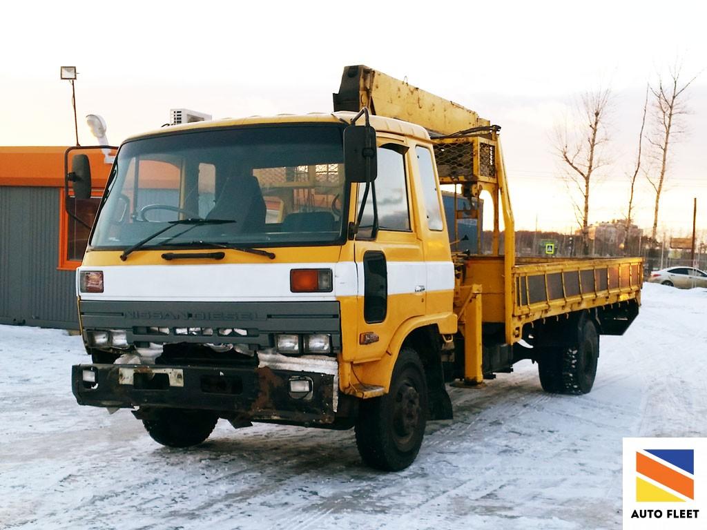 Nissan Diesel CONDOR HYPER