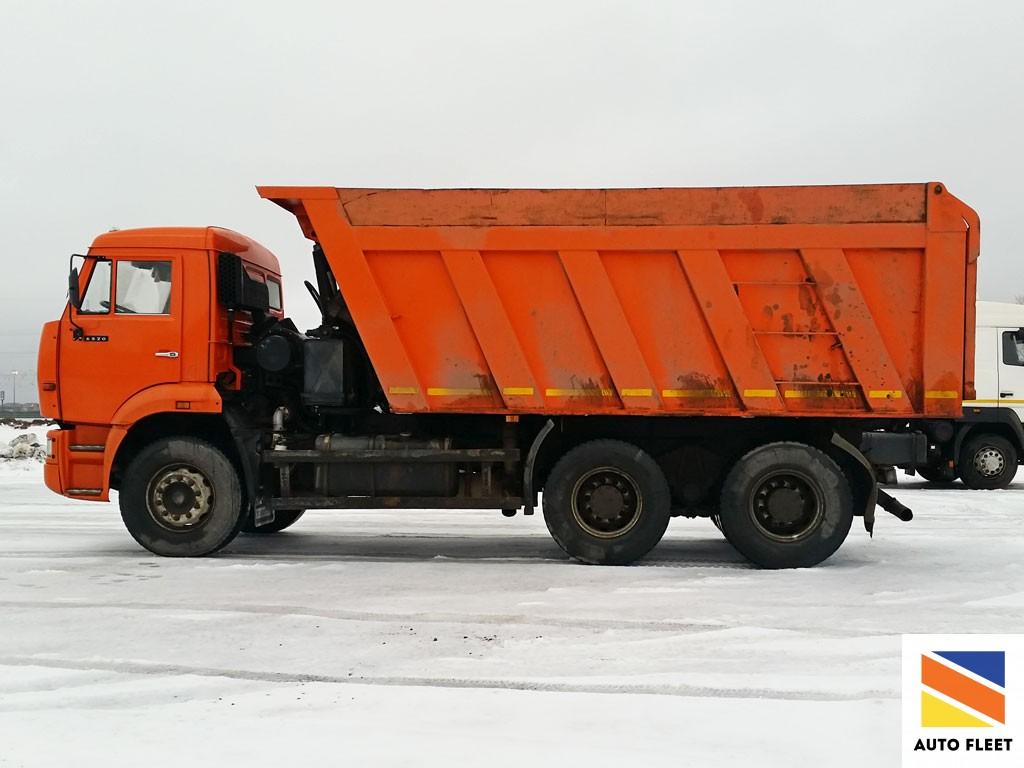 Камаз 652 0 Самосвал.