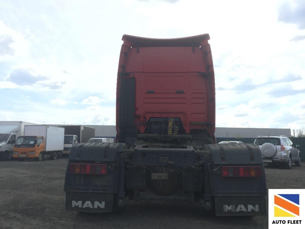 MAN TGA 18 413 FLS XXL truck