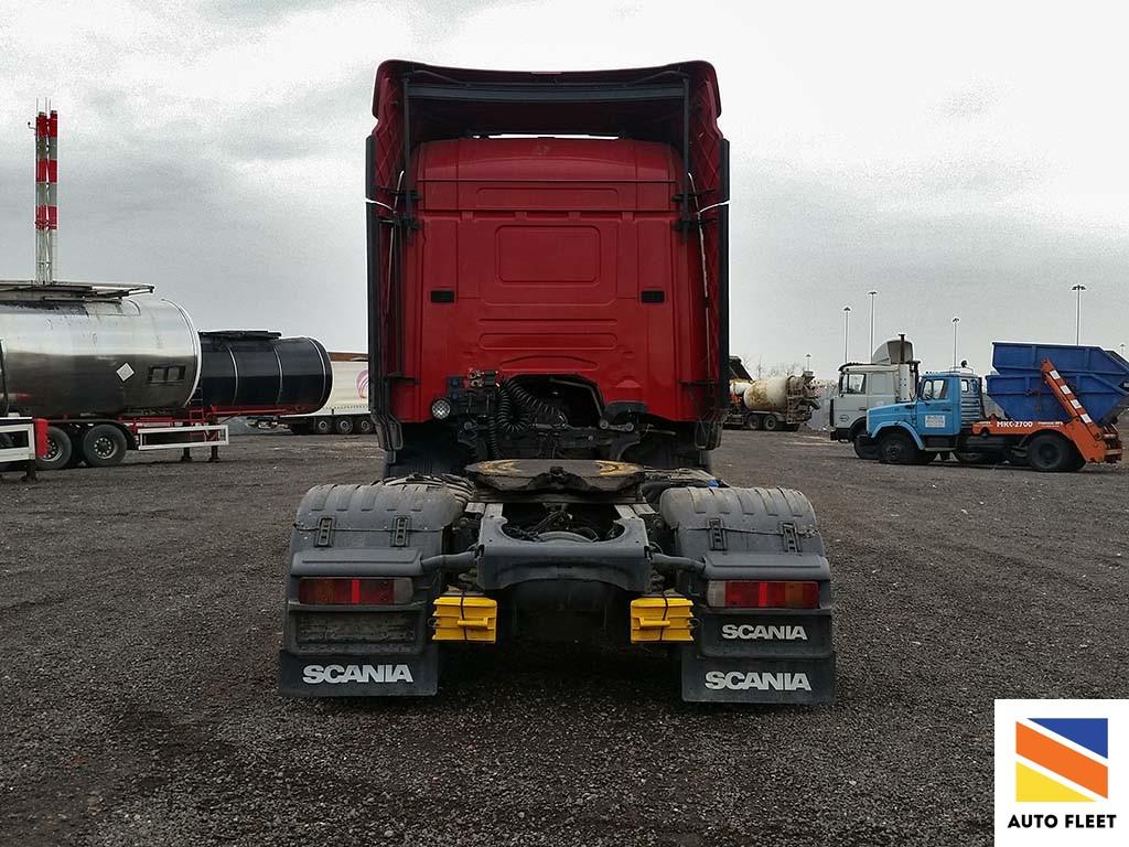 Scania G420 LA4X2H NA TRUCK
