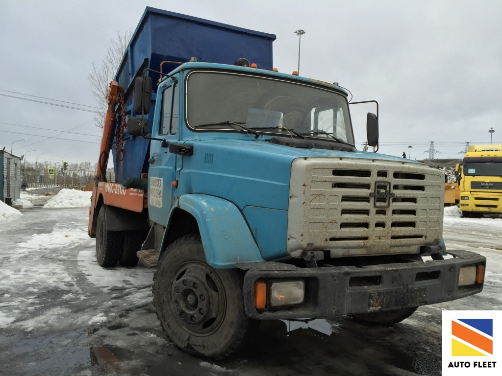 Зил АФ 47416 контейнеровоз