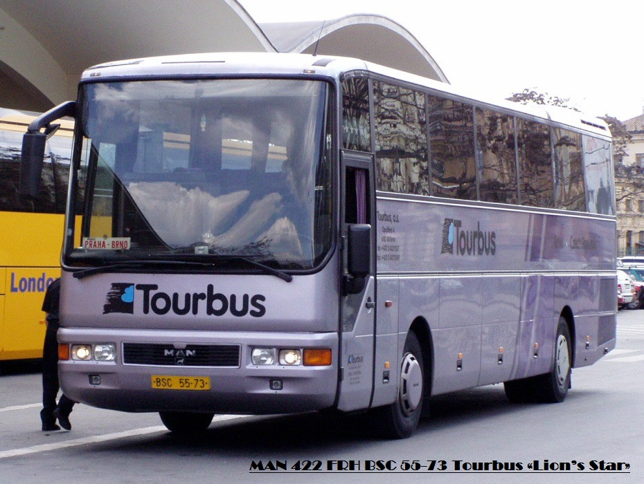MAN 422 FRH «Lion's Star»