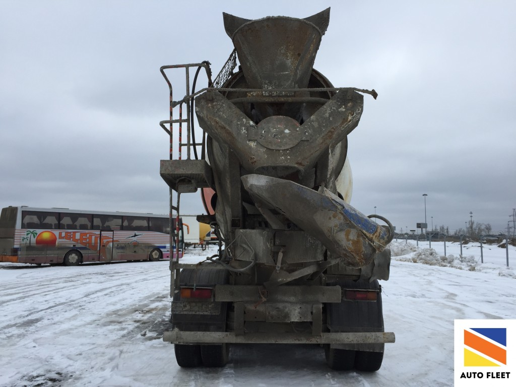 Камаз 53229 цементовоз