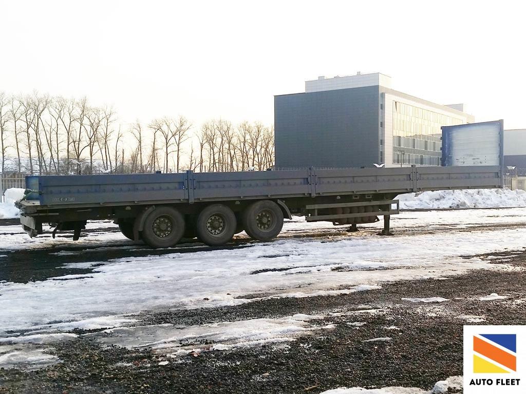 Kogel S24 НеФАЗ бортовой