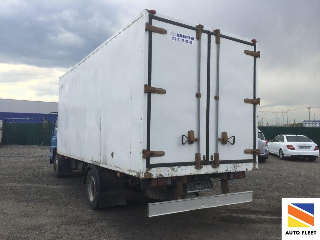 Isuzu NQR 75PL -5L 4x2 грузовик