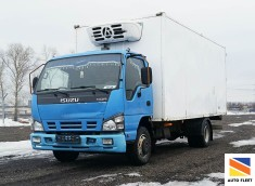 Isuzu NQR 75PL Грузовик-рефрижератор