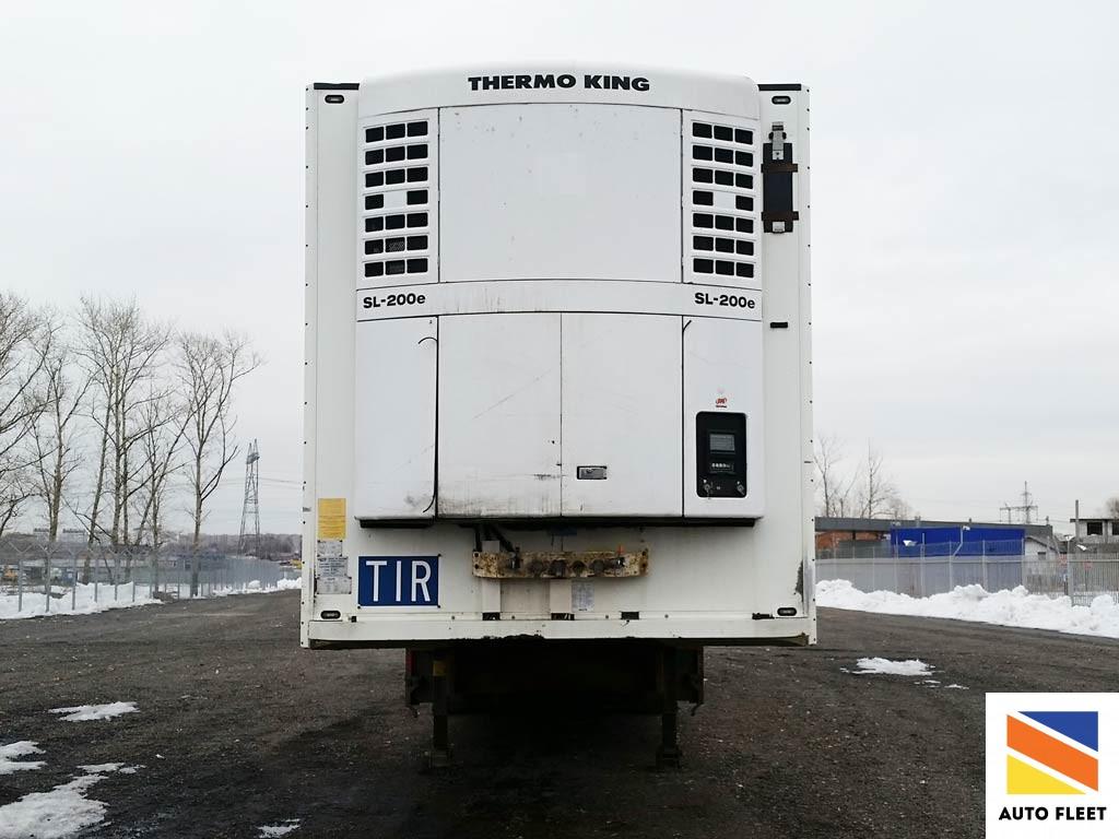 Schmitz SKO24 тушевоз - полуприцеп рефрижератор