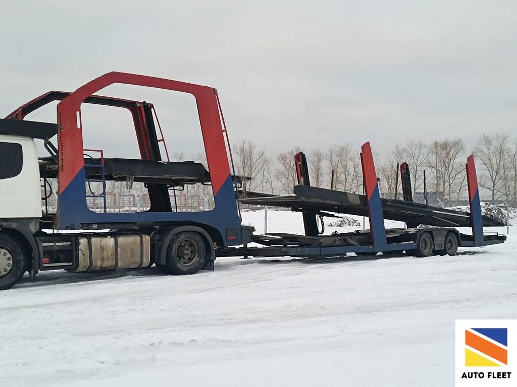 Scania P340 LA4 X2HLB Truck