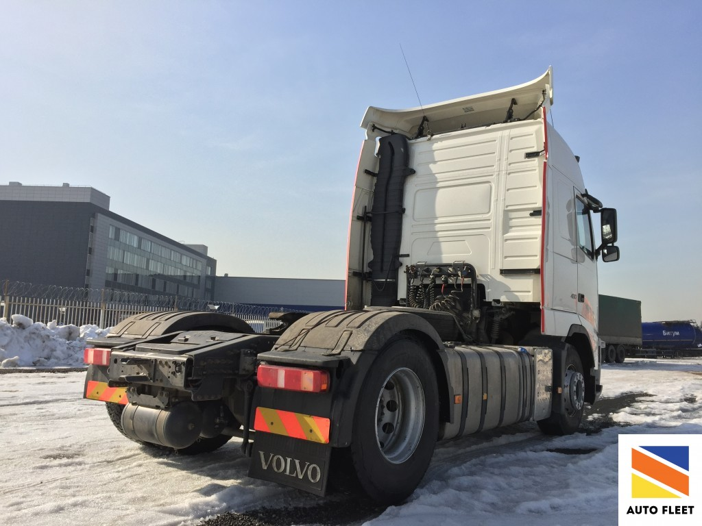 VOLVO FH12 4x2 Globetrotter