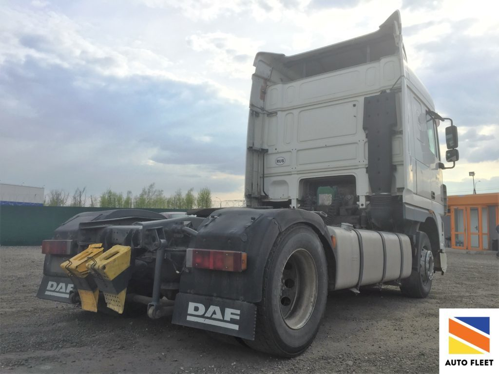Daf XF 95.430 FT тягач 4x2