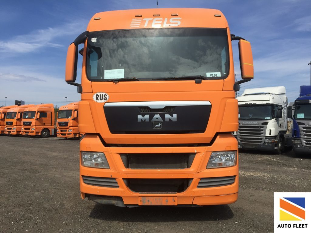 MAN TGX18400 тягач 4x2