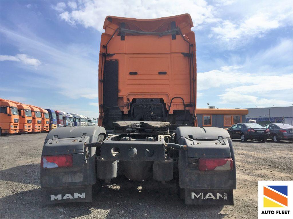 MAN TGX 18 400 тягач 4x2