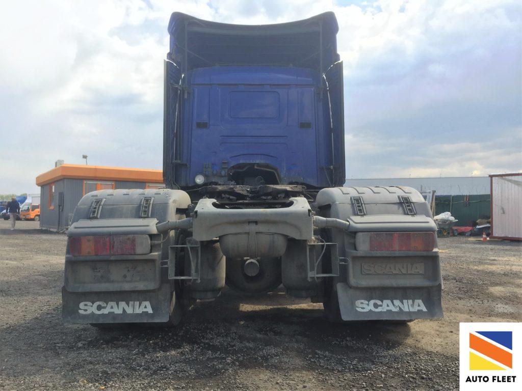 Scania G 380 Griffin тягач