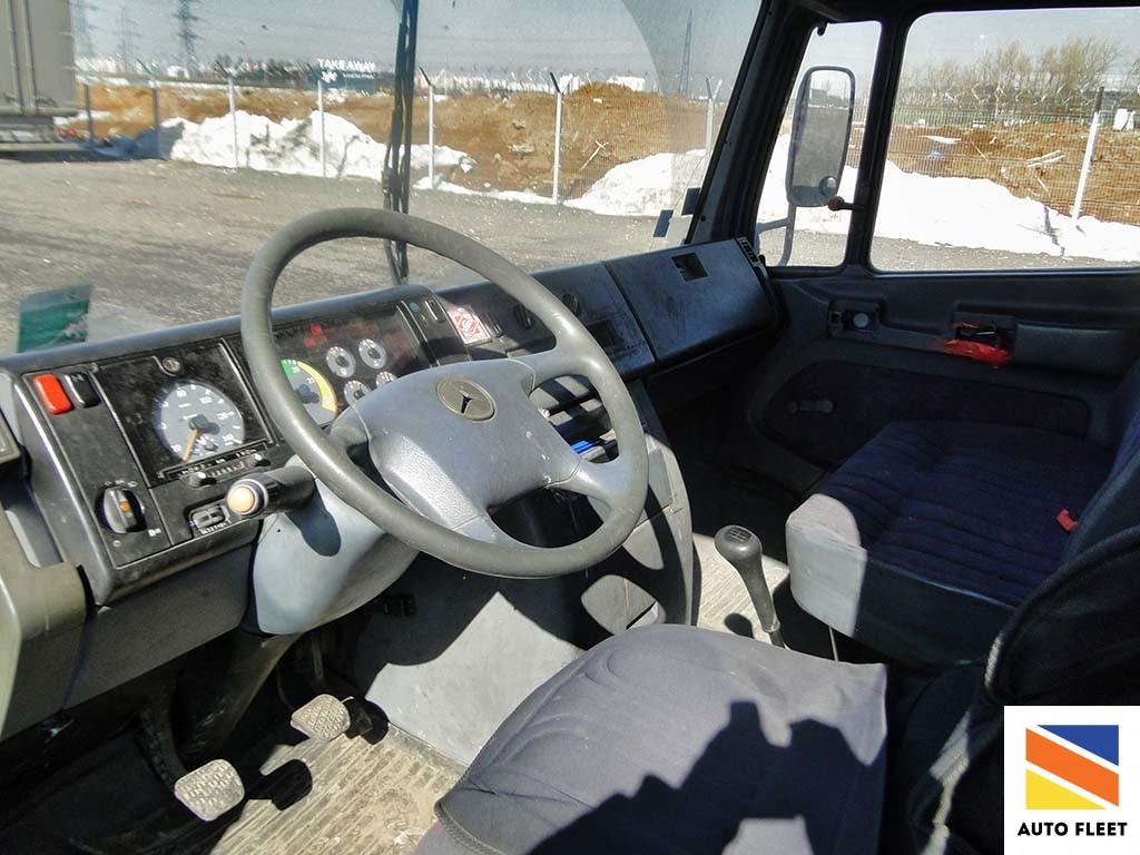 Грузовой фургон Mercedes Benz 814D Vario 4х2