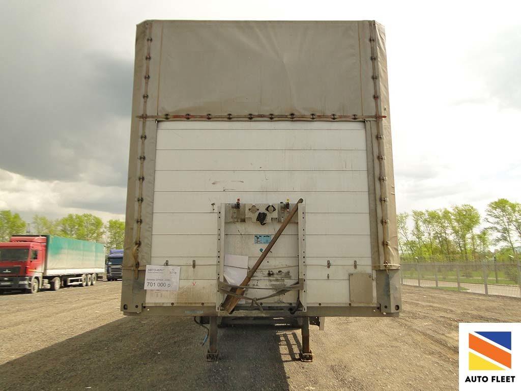 Schmitz Cargobull SpR 24/L-13.62BB semitrailer
