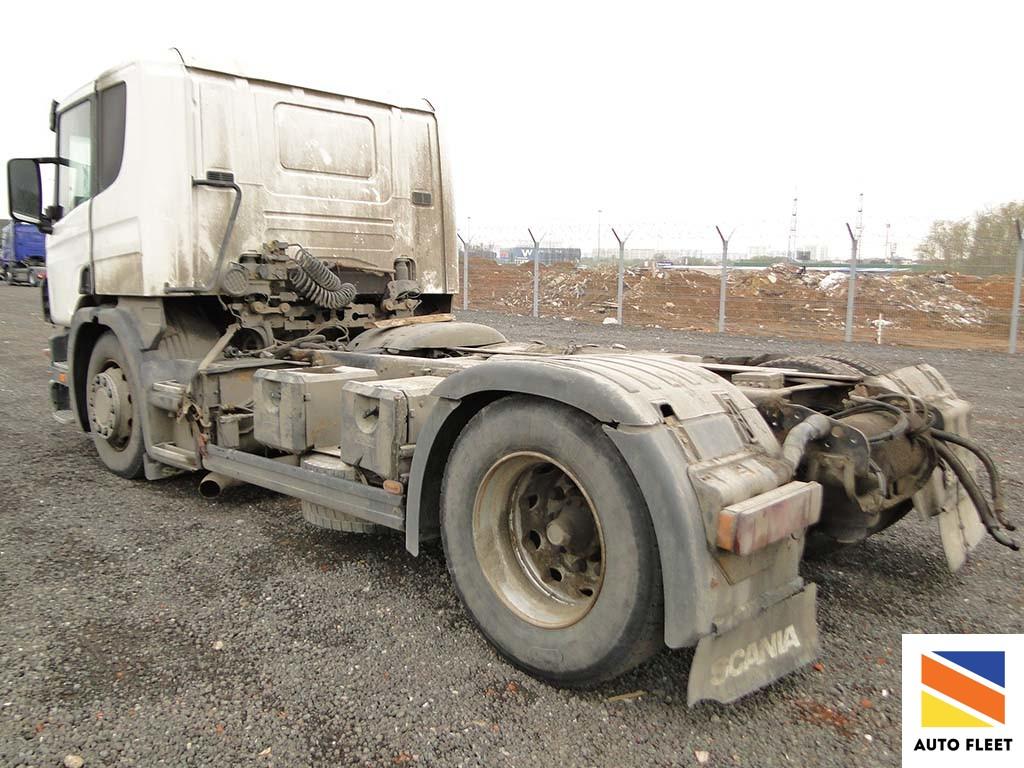 9796 Scania P340 LA4X2HLB седельный тягач