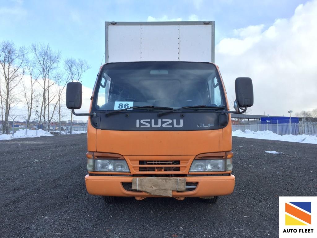 ISUZU ELF на базе шасси Исудзу NKR66E