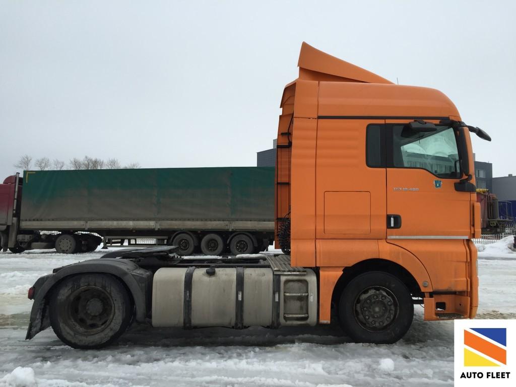 TGX 18.400 MAN TRUCK