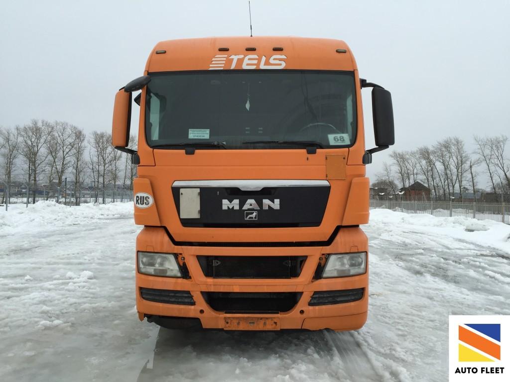 7267 MAN T GX 18.400 4х2