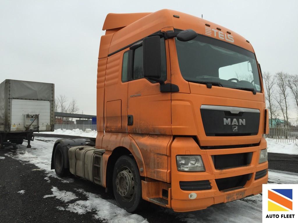MAN TGX18 400 тягач