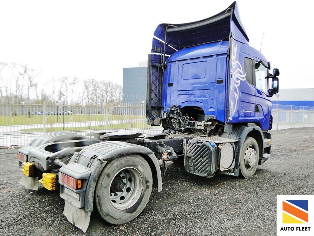тягач Скания Гриффин Scania G380