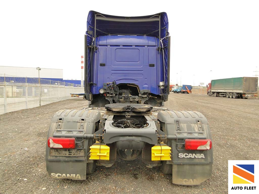 Scania G420 Griffin Space Turck
