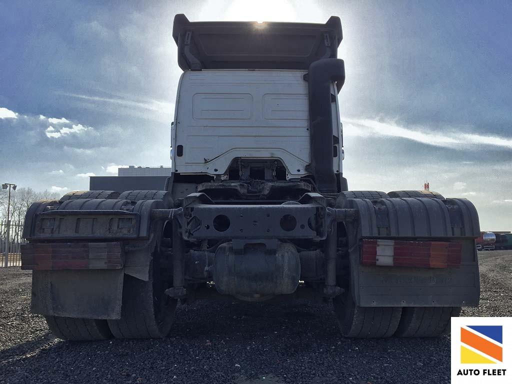 MercedesBenz Axor 1835 LS седельный тягач (Мерседес-Бенц Аксор 1835)
