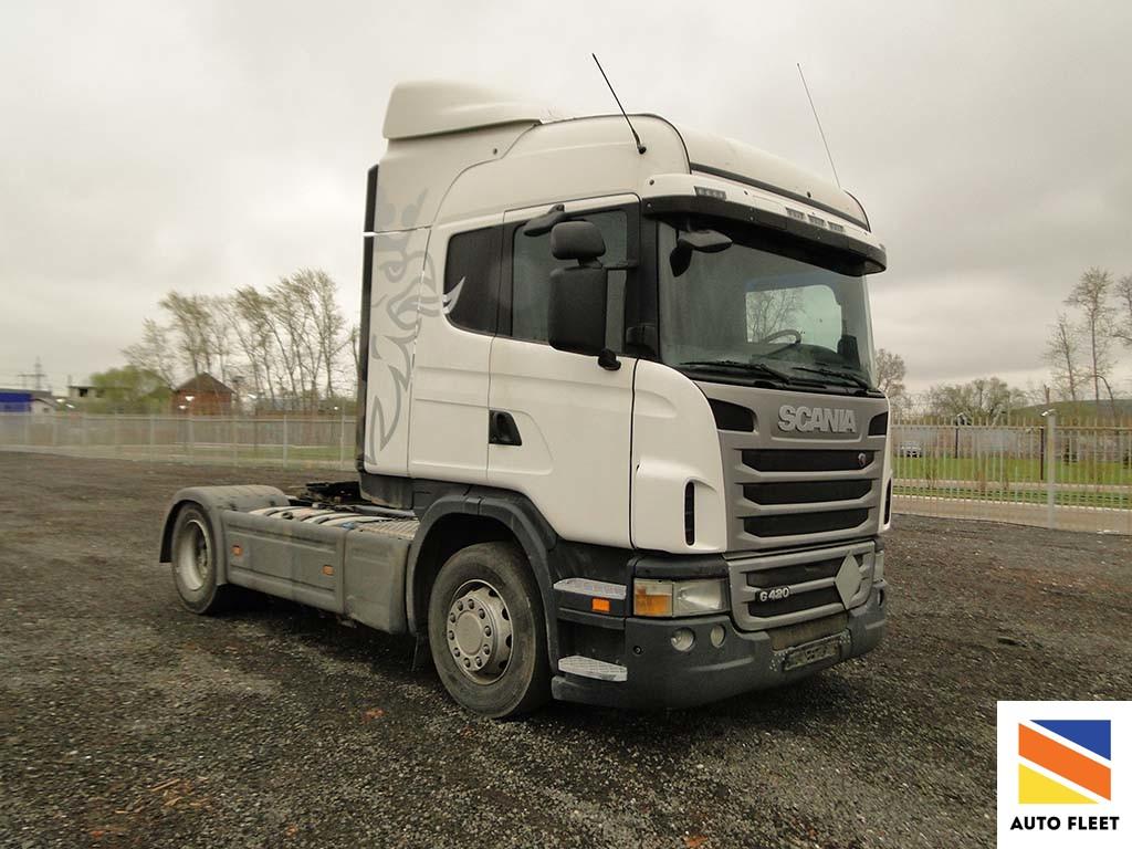 Scania G420 LA4X2 HNA