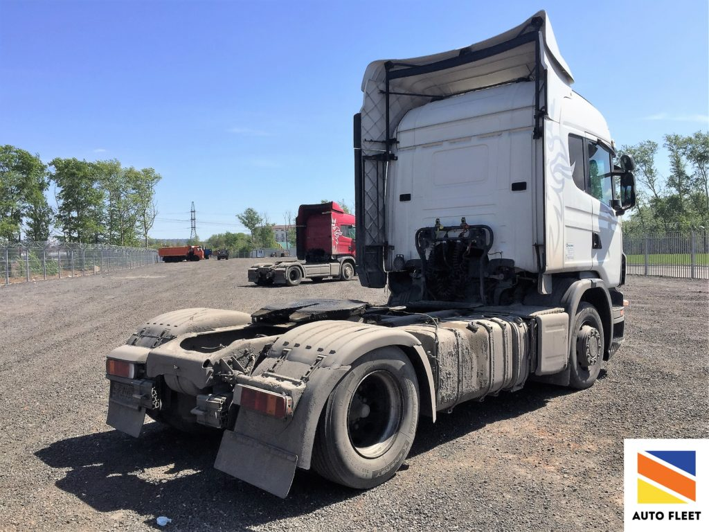 Scania G420 LA4X2HNA TRUCK