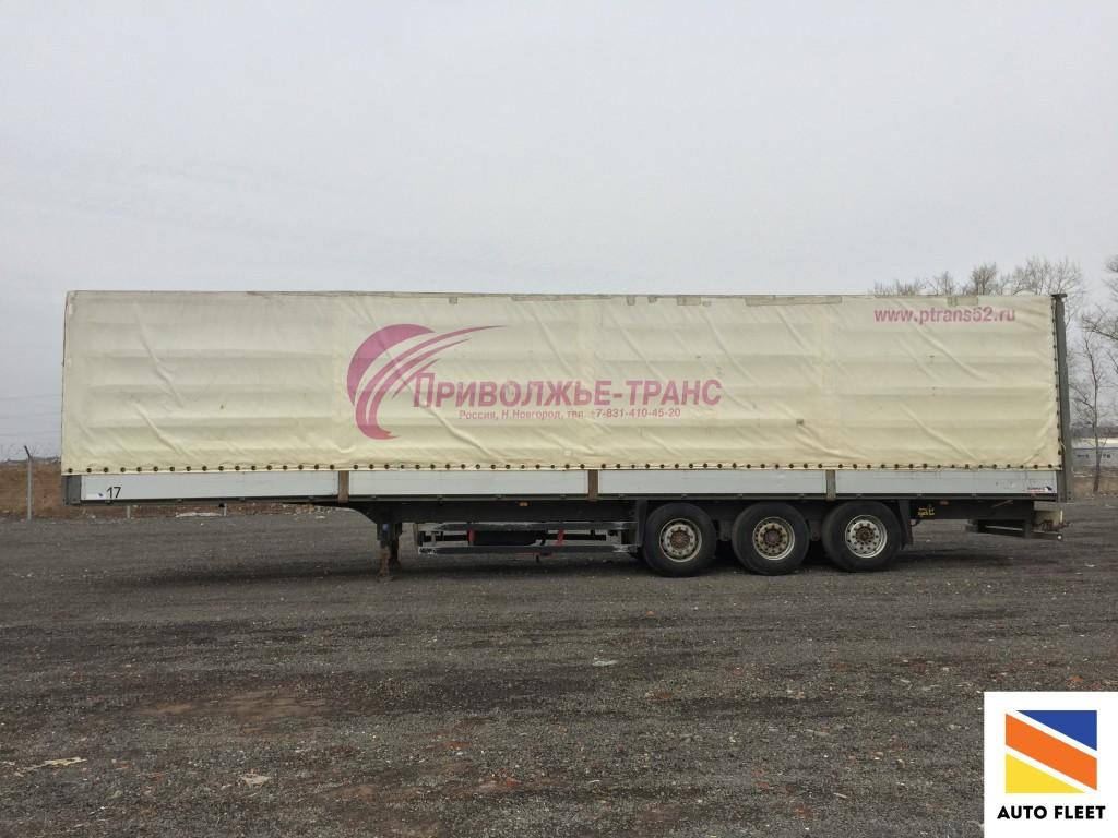 SCHMITZ Cargobull SPR 24/L-13.62EB
