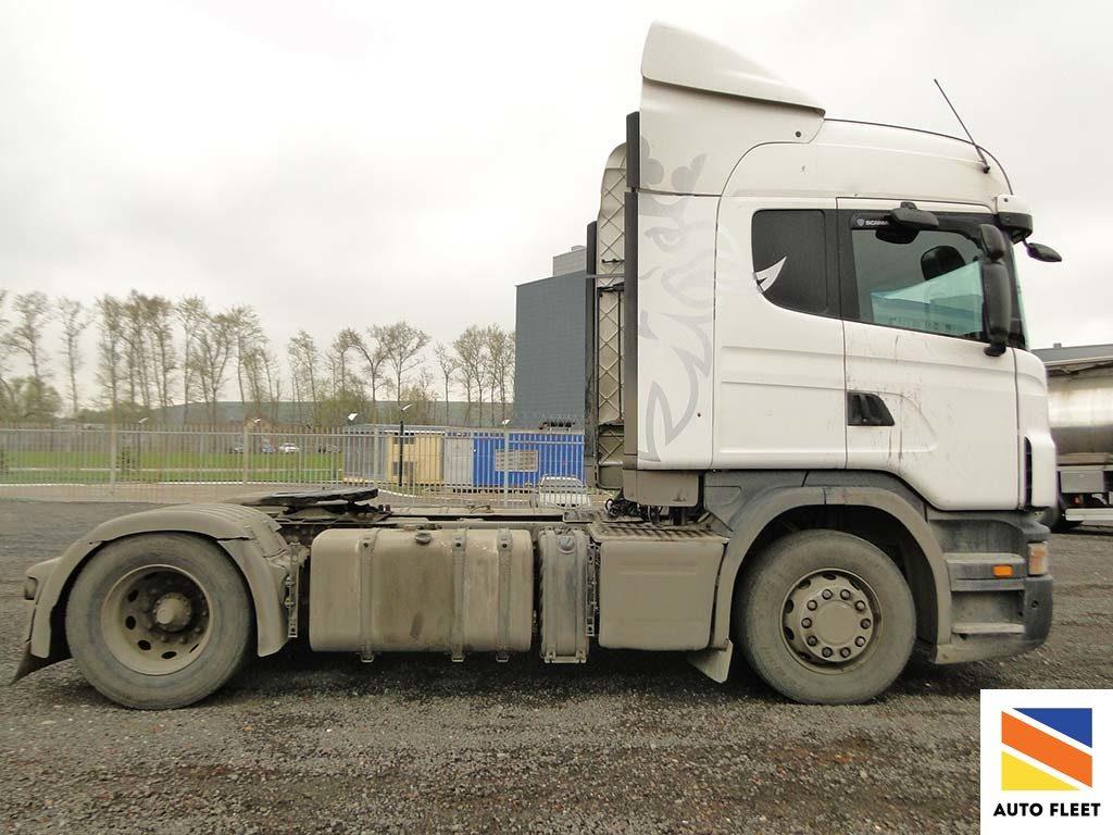 Scania Griffin G420 Higline тягач