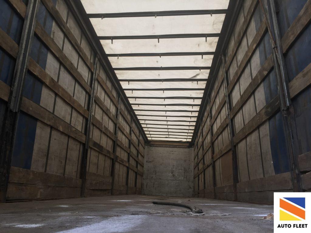 Шмитц S01 - Schmitz Cargobull S01 шторный полуприцеп
